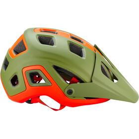 Lazer Impala Helmet matte khaki/orange
